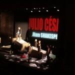 """El """"Julio César"""" de Shakespeare embeleso a un Patio de Comedias de Torralba repleto de público"""
