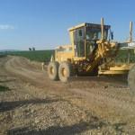 El Ayuntamiento de Villarrubia comienza a arreglar los caminos rurales de la localidad, por segundo año consecutivo