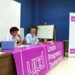 """UPyD Manzanares celebra un acto sobre """"La estafa de las preferentes y su efecto en la crisis económica actual"""""""