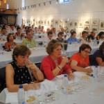 Valdepeñas: Un centenar de personas asistieron a la I Cata Popular de las LX Fiestas del Vino