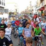 Las calles de Calzada de Calatrava vuelven a acoger la energía de más de mil ciclistas que celebraron el XXXI Día de la Bicicleta