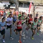 La carrera popular de Almodóvar del Campo bate su marca de participación con más de 270 corredores