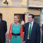 """Casero destaca en Malagón «el espíritu emprendedor y el arraigo de las tradiciones de todos los municipios de Castilla-La Mancha"""""""