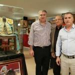 Almodóvar del Campo: El centro multifuncional alberga la nueva sede-museo del club taurino