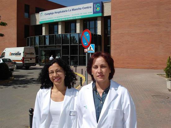 Coordinadoras de trasplantes en el Area Mancha Centro