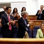 """Cospedal: """"Castilla-La Mancha cuenta con una de las normativas más transparentes no sólo de España, sino también de Europa"""""""