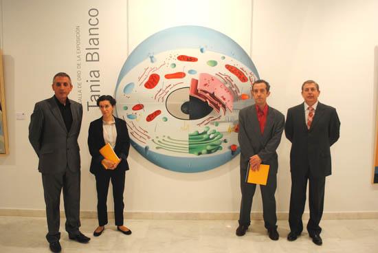 EXPOSICIÓN INTERNACIONAL ARTES PLÁSTICAS
