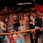 Almodóvar del Campo: 42 peñas arroparon a las autoridades y pregonero de las fiestas
