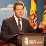 """García-Page: """"Cospedal ha demostrado que pasa y está de paso en nuestra región. Su cabeza solo está en el caso Bárcenas"""""""