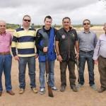 Almodóvar del Campo: 150 competidores dilucidaron las finales regionales de tiro de codorniz y palomas