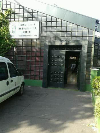 Entrada del Centro Verde