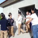 Puertollano: Moralo se estrena como concejala de Políticas Sociales visitando la Escuela Taller Pozo Norte III