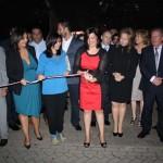 Puertollano: Alcaldesa y banda de música se estrenan en la inauguración de las fiestas de septiembre