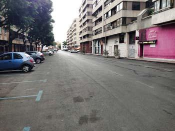 Foto: No a la Zona Azul en Ciudad Real
