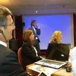 Rosa Romero en Bruselas: La alcaldesa defiende Ciudad Real como «ejemplo» a seguir en el desarrollo asociado a la alta velocidad