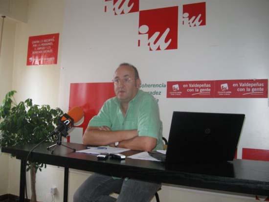 Gregorio Rueda de prensa