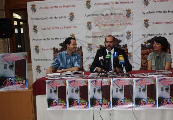 Herencia rueda prensa habla alcalde 1