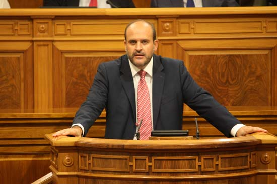 José Luis Martínez Guijarro_Debate Estado de la Región_050913