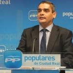 Marín (PP) advierte de que la ausencia de compradores de la Finca Galiana deja el presupuesto de carreteras de la Diputación reducido a menos del 50%
