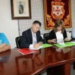 El Ayuntamiento de Argamasilla suma su apoyo económico al club BSR Cocemfe