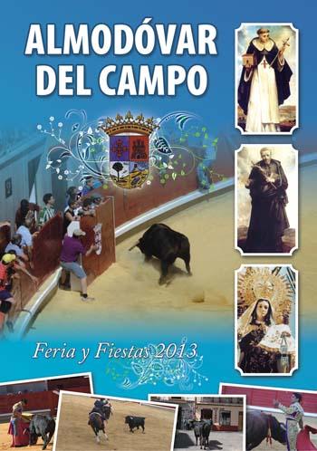 Portada del libro de Feria y Fiestas 2013