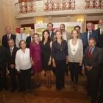 Cospedal propone que Ciudad Real se convierta en sede de una conferencia anual a nivel nacional sobre turismo cinegético