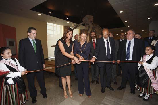 Presidenta Cospedal inaugura Museo Ciudad Real-1