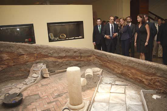 Presidenta Cospedal inaugura Museo Ciudad Real-2