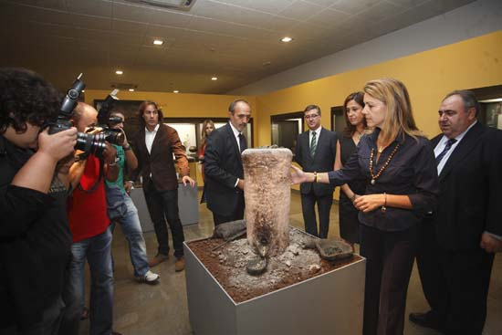 Presidenta Cospedal inaugura Museo Ciudad Real-4