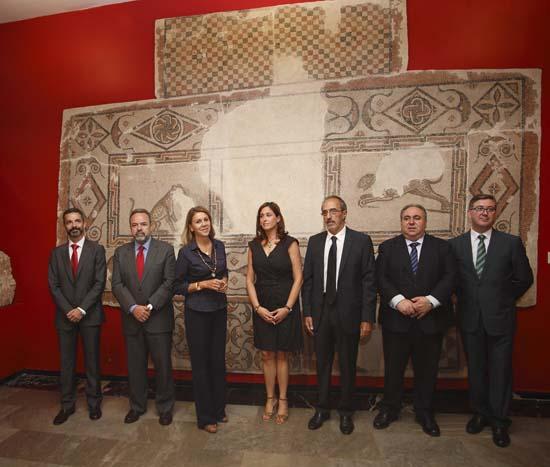 Presidenta Cospedal inaugura Museo Ciudad Real-5