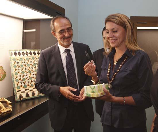 Presidenta Cospedal inaugura Museo Ciudad Real-6
