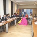 """Cospedal reitera su compromiso de crear una Mesa de la Tauromaquia como """"órgano permanente de diálogo entre la Administración y el sector taurino"""""""