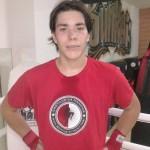 El ciudadrealeño Raúl Jiménez participará en el campeonato de Europa de kick boxing