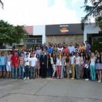 """Puertollano: Sesenta universitarios se formaron durante este verano en el Complejo de Repsol """"con ganas de repetir"""""""