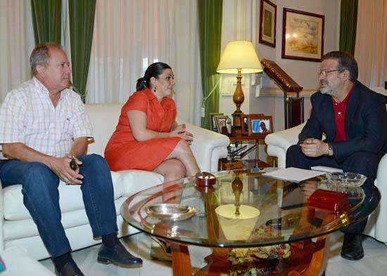 Reunión Diputación