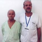 Puertollano: El mítico atleta Francisco Sánchez Menor supera con éxito la operación de un tumor