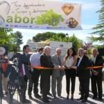 """Villanueva de los Infantes: Inaugurada la I Edición de la feria agroalimentaria, de turismo y artesanía """"Saborarte"""""""
