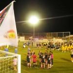 Tensión y emoción en las finales del V Torneo Internacional Fútbol-7 Base que se disputó en Villanueva de los Infantes