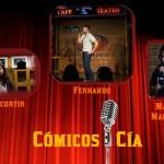 Ciudad Real: Cómicos Cía se presenta este jueves en el bar Nalandha Budha