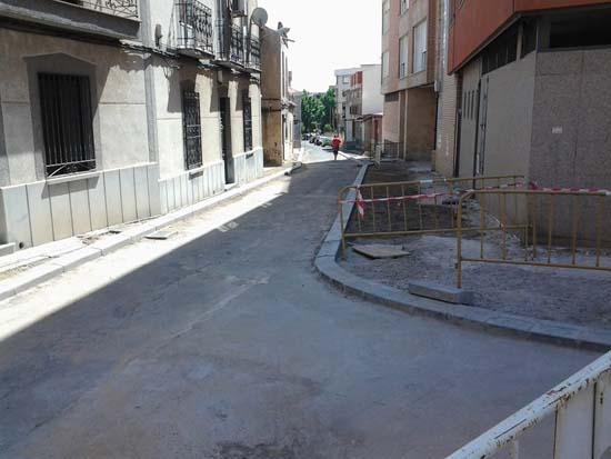calle Olivo