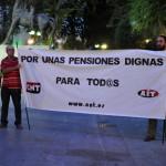 La CNT exige que el debate sobre las pensiones sea ideológico y no económico