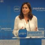 """La alcaldesa de Ciudad Real resta importancia al aumento del paro y augura """"una nueva etapa de crecimiento económico"""""""