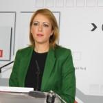 Cristina Maestre califica de «engaño bochornoso» la obligación de devolver las ayudas concedidas a los autónomos