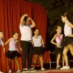 Grandes y pequeños protagonizan la muestra de la Academia de baile Cumbia