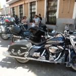 El rugido de las motos pone ritmo a la primera mañana de Feria en Daimiel