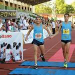 El Club Saturno conseguía dos podios en la XI Media Maratón de Puertollano