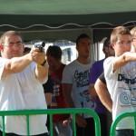 Un niño de 11 años consiguió la mejor puntuación del campeonato de «Tiro al blanco con carabina y pistola de aire comprimido»