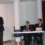 El delegado de la Junta en Ciudad Real presenta a empresarios de Campo de Criptana el programa Empresa-Empleo