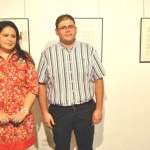 Tomelloso: La Posada de los Portales se abre a la poesía de Miguel Ángel Bernao
