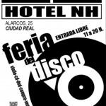 Ciudad Real: Feria del disco en el Hotel NH